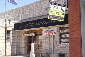 Prairie PastTimes signage