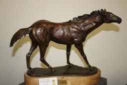 chris hershberger horse statue