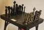 Dave Edwards chess table