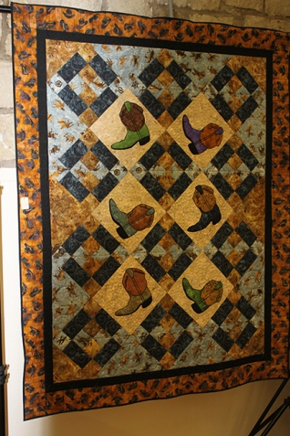 kay boot quilt