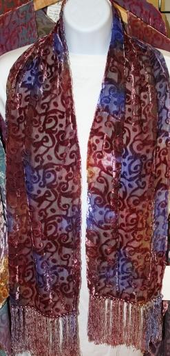 say shawl