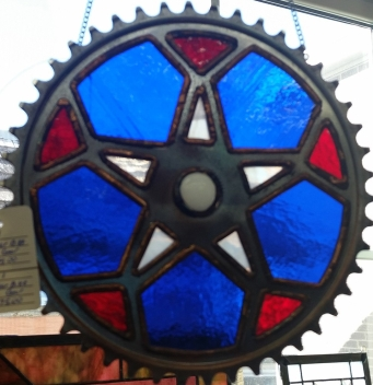 Janice bicycle cog
