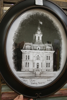 thorp framed courthouse