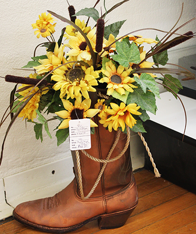 thatcher sunflower boot