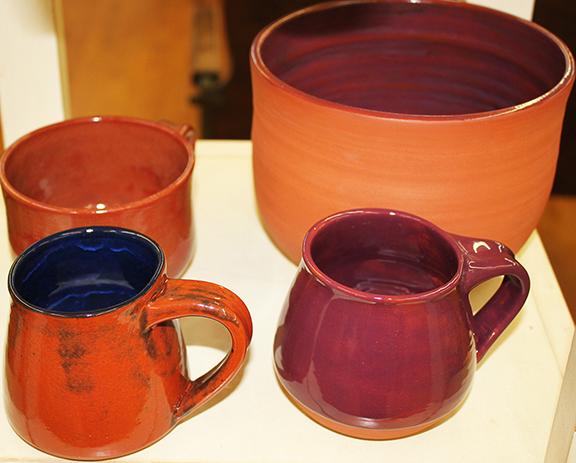 Mansel pots small