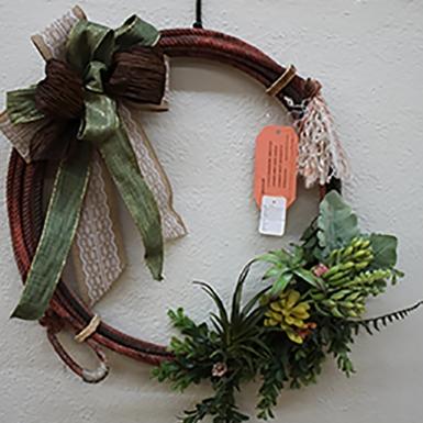 hatcher wreath