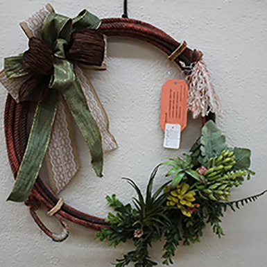 hatcher wreath
